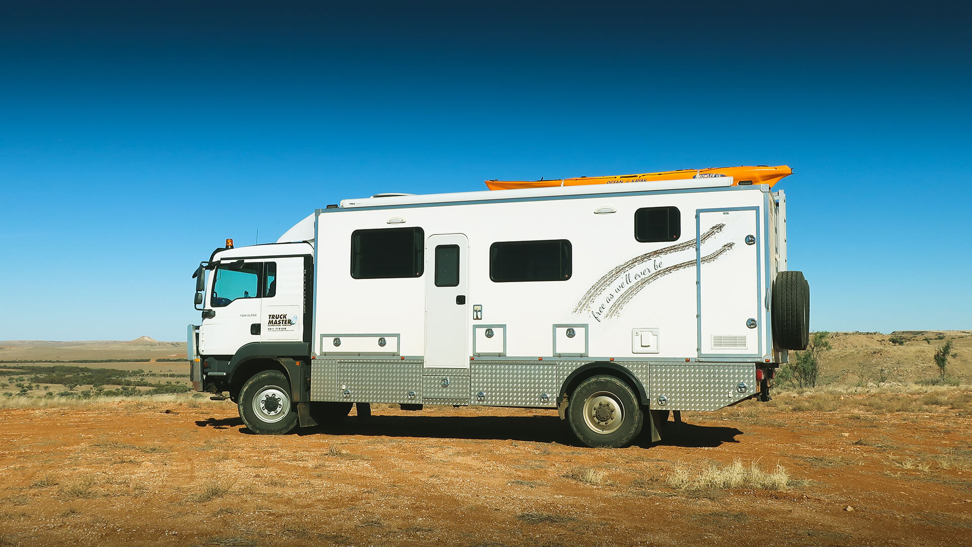 Truck Master Expedition Vehicles